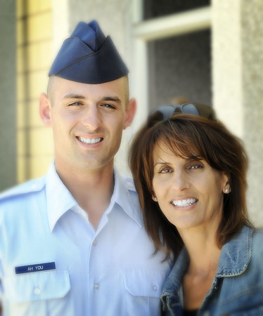 Airman  Brandon Ah You