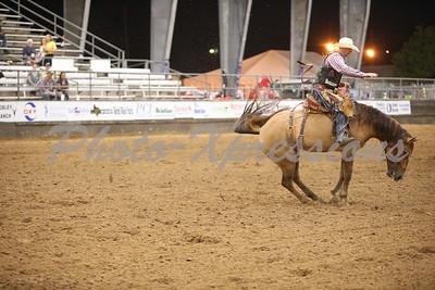 Saddle Bronc Riding Wednesday Sept 26