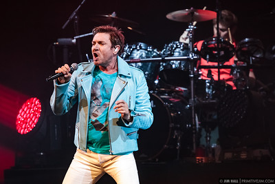 Duran Duran - Simon Le Bon, Hard Rock Live, Hollywood, FL, April 5, 2017