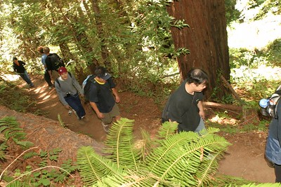 Small Group Big Sur Retreat May 04
