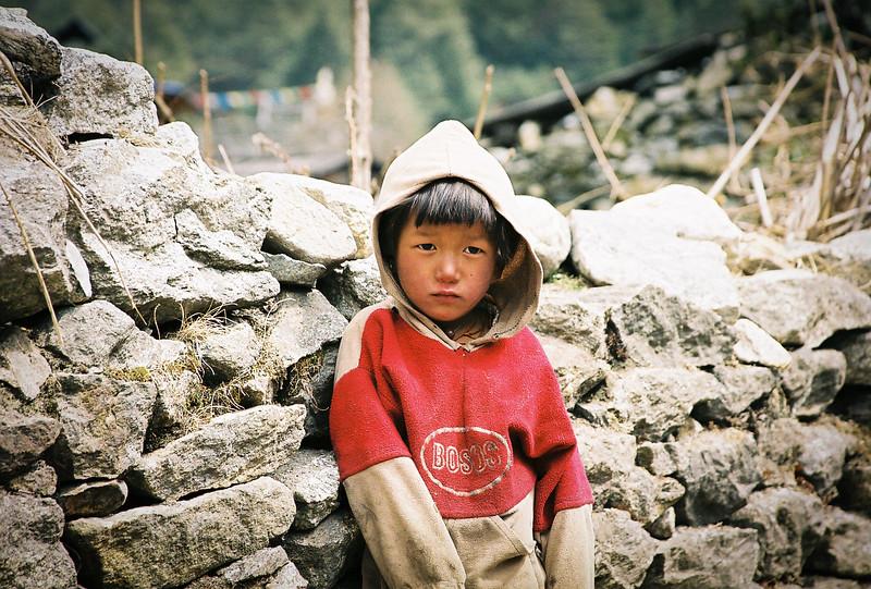Child, Benkar