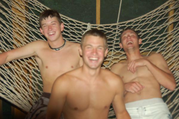 09 Swim Party for Ravens Baseball