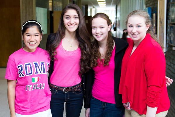 Pink Out Day October 9