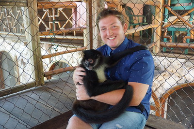 The Jungle Place Spider Monkey Rescue (2019-07-24)