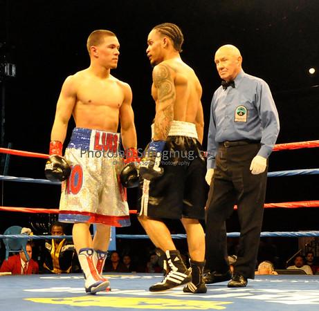 Foxwoods 4 16 11: Lous Rosa vs Joseliz Cepeda: Featherweight