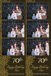 Tom's 70th Birthday Party
