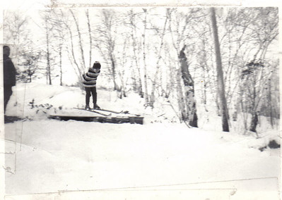 Carver's Lake Ski Jump - Home to the St Paul Ski Club  (1975-Present Day)