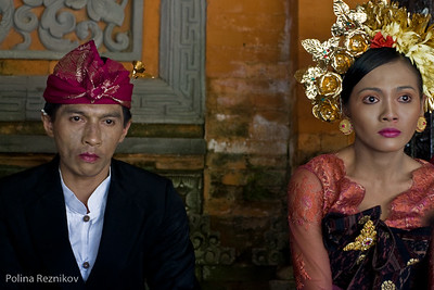 Bali - Traditional Wedding