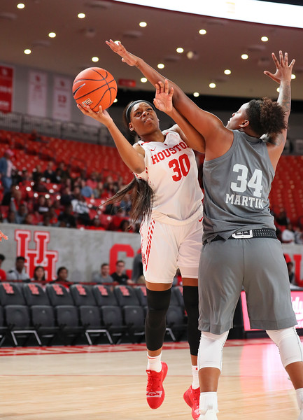 UH WBB vs TAMU 2018