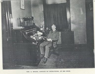 Captain William Holtz 1913