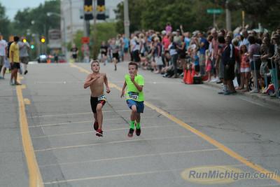 Kids Mile - 2014 HealthPlus Crim Festival of Races