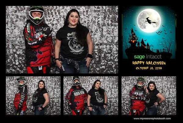 Sage Intaact Halloween 2019