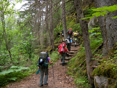 Chilkoot Trail Backpack June '12