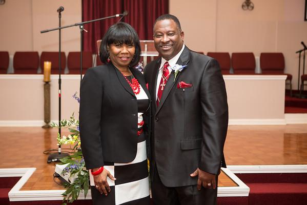 TOP Church Anniversary 2014