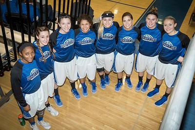 DHS Girls Basketball 01-21-2017