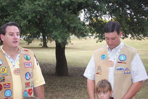 2004: Wichita Tribe Meeting at Flagpole Hill - Sept 30