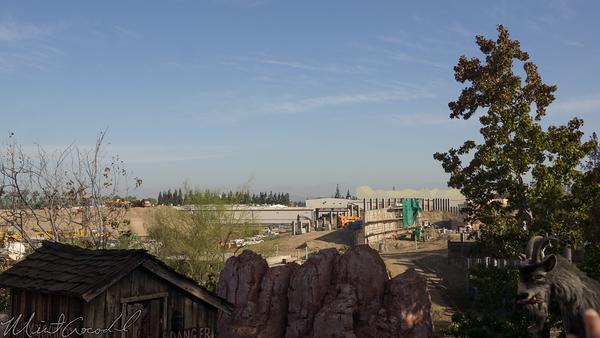 Disneyland Resort, Disneyland, Frontierland, Big Thunder Mountain Railroad, Big, Thunder, Star Wars Land, Star, Wars