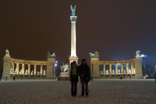Budapest, Hungary - 12.29.2005
