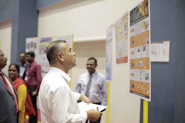 Academic Department Poster Presentation