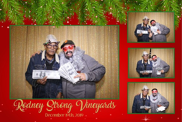 Rodney Strong Holiday Luncheon 2019