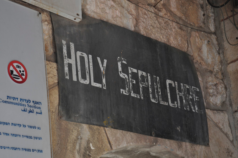 Today is Holy Saturday (Western Christianity) and millions of Christians all over the world are commemorating the resurrection of Jesus Christ from the Holy Sepulchre here in Jerusalem.  It commemorates the day that Jesus Christ's body laid in the tomb.  The Holy Saturday which is also called as Holy Fire or Great Saturday commemorates the day that Jesus' body laid in the tomb, the day after his crucifixion on Good Friday and a day before Easter. This miracle is considered to be the longest-attested annual miracle in the Christian world and it is celebrated only at the Church of the Holy Sepulchre in Jerusalem. The celebration of Holy Saturday (holy fire) has been consecutively documented sine 1106 A.D and it is one of the highlight of Easter in Jerusalem.