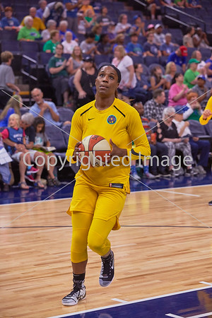 2018-07-05 Mn Lynx vs LA Sparks