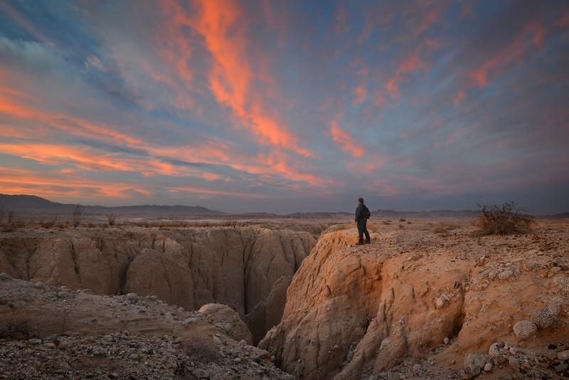 (2018 October 29) Canyon Sin Nombre, Anza-Borrego Desert State Park, California.