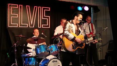 Elvis On My Mind i PH Cafeen  17. november 2013