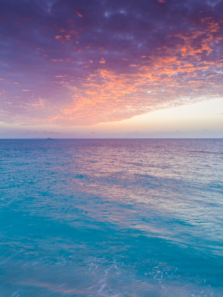 Fire Sky Turks and Caicos