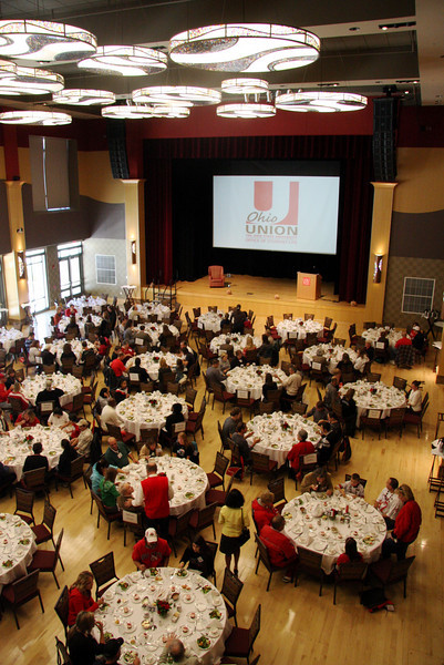 2010 PFW Parent and Family Luncheon