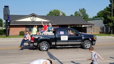 2018-08-02 Rock County Fair Parade