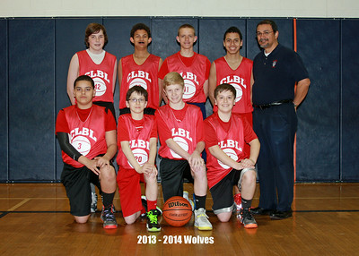 Wolves 2013-14