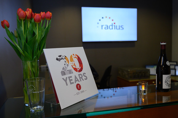 radius 20th Anniversary