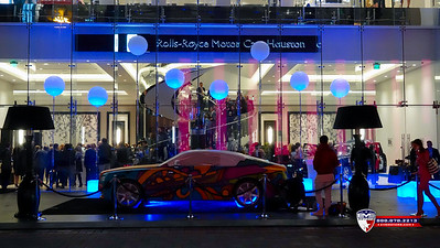 Rolls Royce Houston & The Post Oak Collection Grand Opening