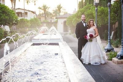Nina & Gerhard - Omni Montelucia Resort & Spa