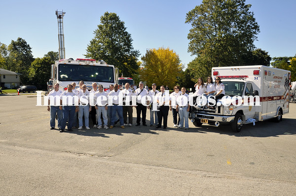 JERICHO FD WET DOWN 10-10-10