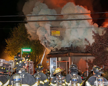 4 Alarm Commercial Building Fire - 4055 White Plains Rd, Bronx, NY - 10/19/20