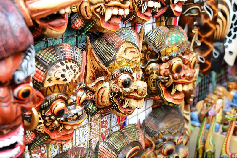 Ubud Art Market, Bali