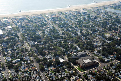 Bradley Beach, NJ 07720 - AERIAL Photos & Views