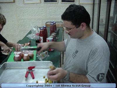 2001-08-25 Operation Tortiose