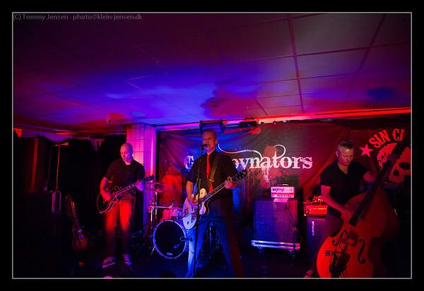 Grumpynators live 19/10-2012