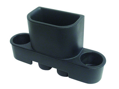Trash Can With Cup Holders - 31500