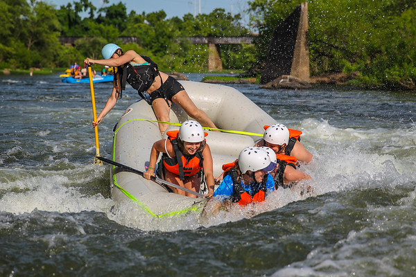 River City Adventures 5-31-15 Afternoon Trip
