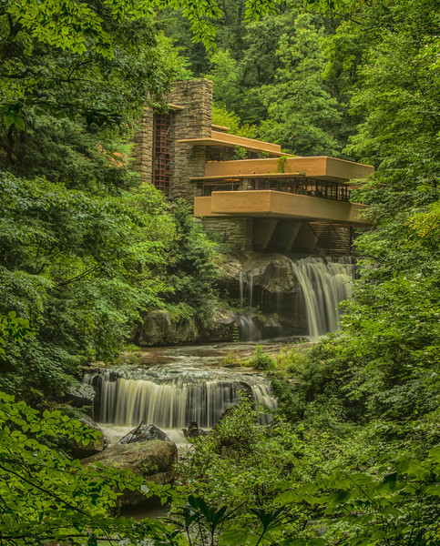 Pittsburgh-Falling Water