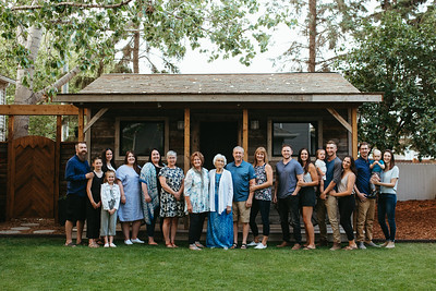 Banman Extended Family Session