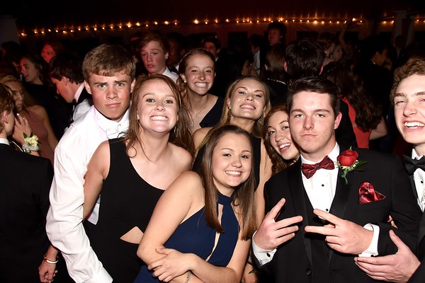 2017 BBA Prom II photos by Gary Baker