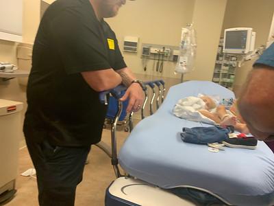 Onnas hospitalization