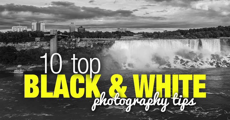 10 Top Black and White Photography Tips