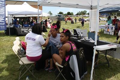 2019 Pontiac Schools Community Partnership Back 2 School Rally Pt.2 (August 10, 2019)