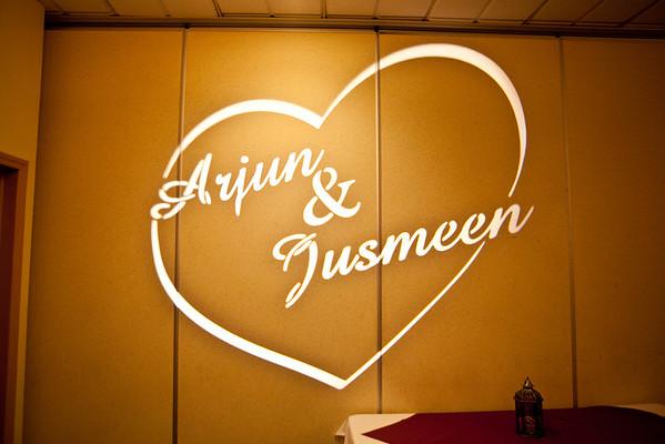Arjun & Jusmeen